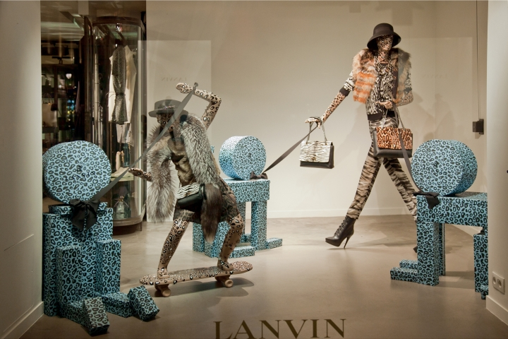 Lanvin July 2013. Image courtesy of windowswear.com