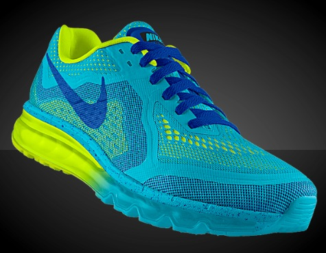 Nike Air Max 2014 iD retails for $220.00. Image courtesy of nike.com