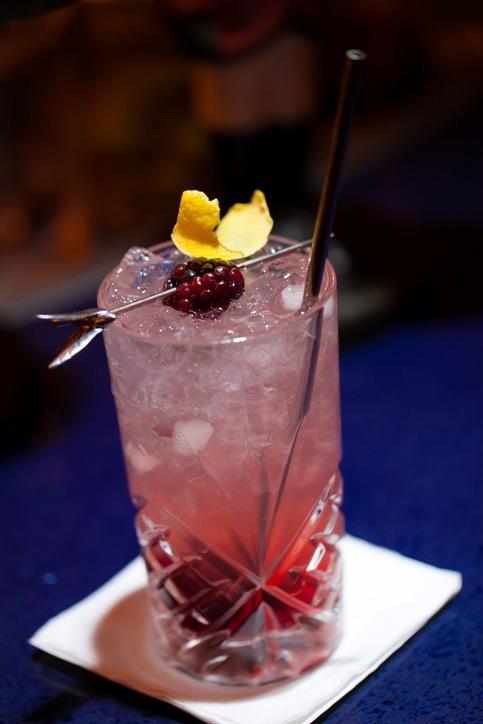 Drunken Munkey NYC-bramble cocktail copy