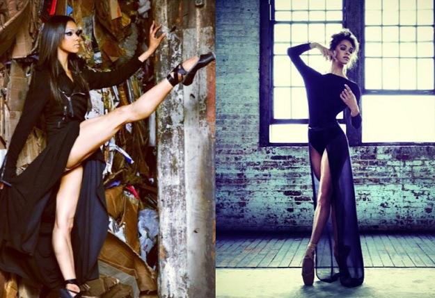 Images courtesy of Vogue Italia