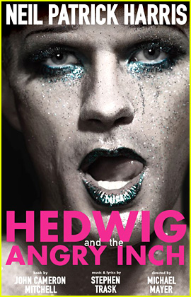 """Neil Patrick Harris in poster for """"Hedwig,"""" courtesy """"Hedwig and the Angry Inch"""""""