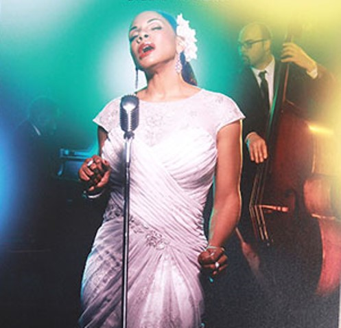 """Audra McDonald in poster for """"Lady Day at Emerson's Bar and Grill"""", courtesy """"Lady Day at Emerson's Bar and Grill."""""""