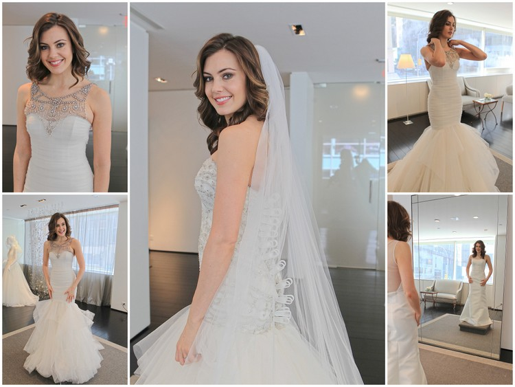 Miss USA, Erin Brady\'s Search for the Perfect Bridal Gown