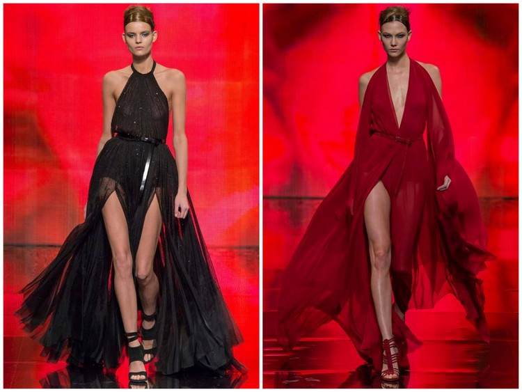 Donna Karan spring/summer 2014 images courtesy of style.com