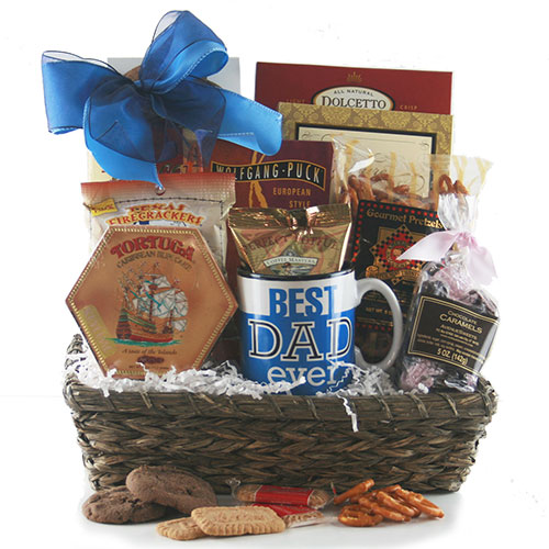 Ultimate Fathers Day Gift Basket - $82dot95