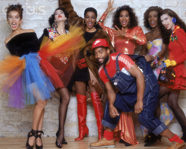 American african 80s fashion photo pictures