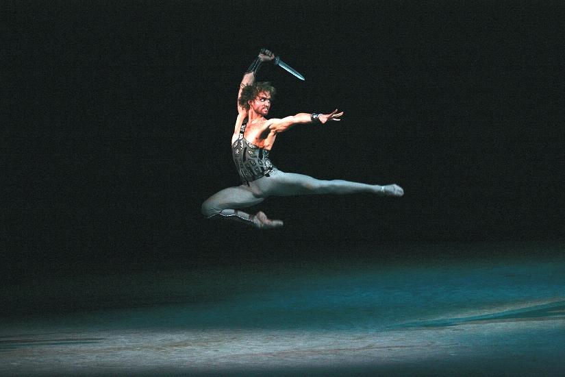 """Bolshoi Ballet's """"Spartacus"""""""