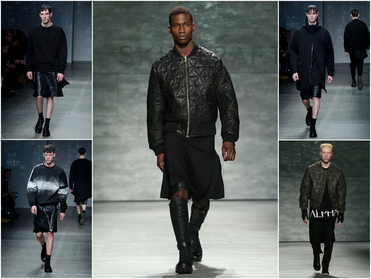 Images of Skingraft courtesy of Ken Jones, Genera Idea images courtesy of Ernest Green