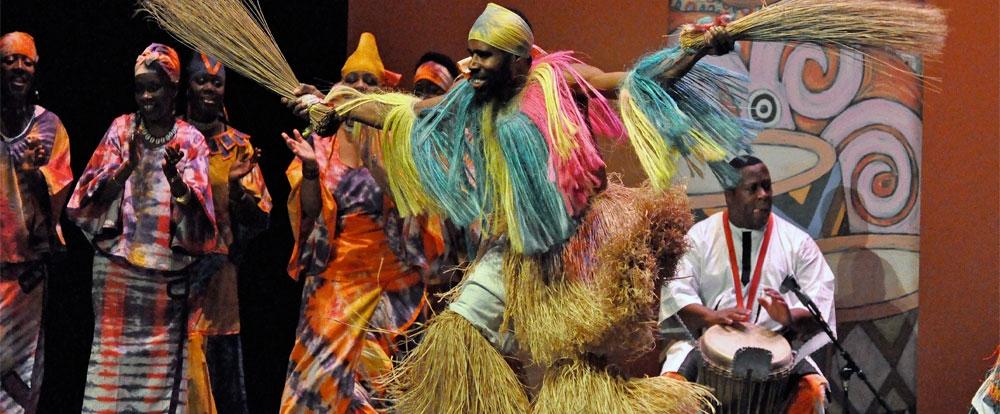 Chuck Davis' DanceAfrica