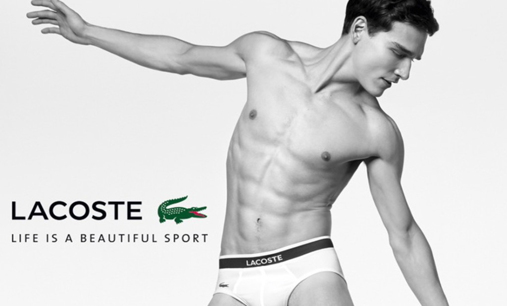 Images courtesy of LACOSTE