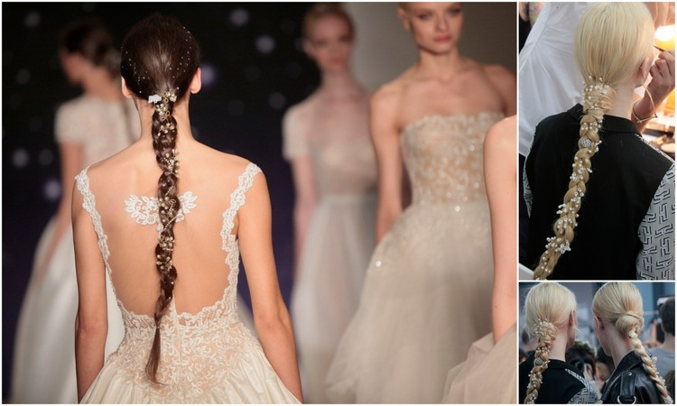 Reem Acra Images courtesy of Davines North America