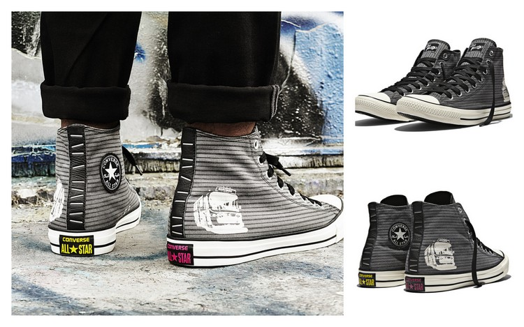 Images courtesy of Converse