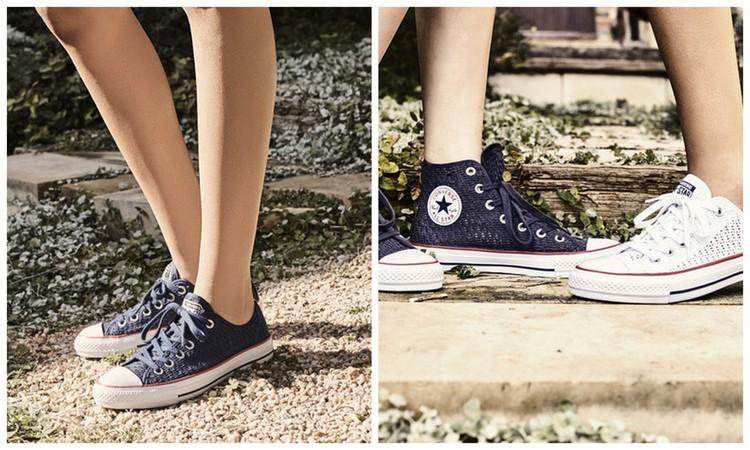 Editors Pick: Converse Chuck Taylor Women's All Star Crochet