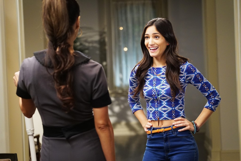 "Sol Rodriguez as ""Daniela Mercado"" in ""Devious Maids,"" image courtesy of Lifetime"