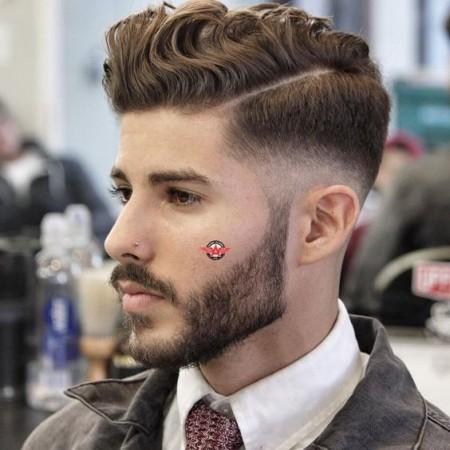 Groovy Men39S Hair Trend Alert Get Your Hair Ready For Nyfw Men39S Spring Short Hairstyles For Black Women Fulllsitofus