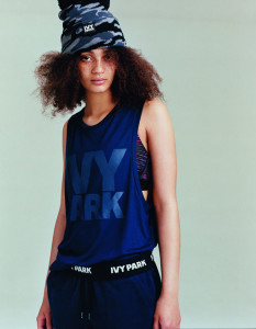 Fall 2016 image courtesy of Ivy Park