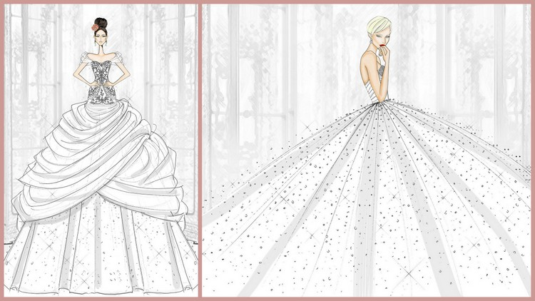 Images courtesy of Alfred Angelo