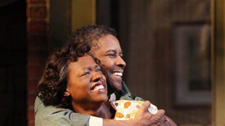 """Fences"" images courtesy of postgazette.com"