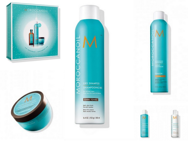 Images courtesy of Moroccan Oil