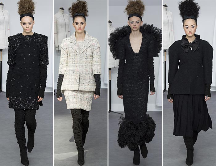 Chanel Couture fall 2016 images courtesy of maryosbazaar.com