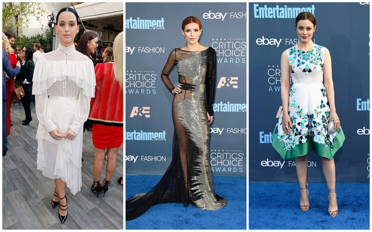 Photos: Katy Perry, Bella Thorne and