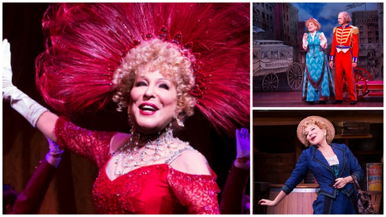"Images from ""Hello Dolly"""