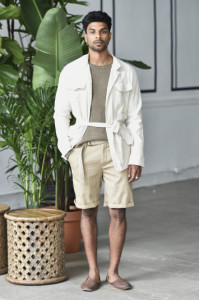 Eidos, Presentation, Spring Summer 2017, New York Fashion Week: Men's, 83 Wooster st, USA - 14 Jul 2016
