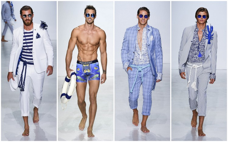 Images courtesy of wwd.com and Nick Graham, respectively
