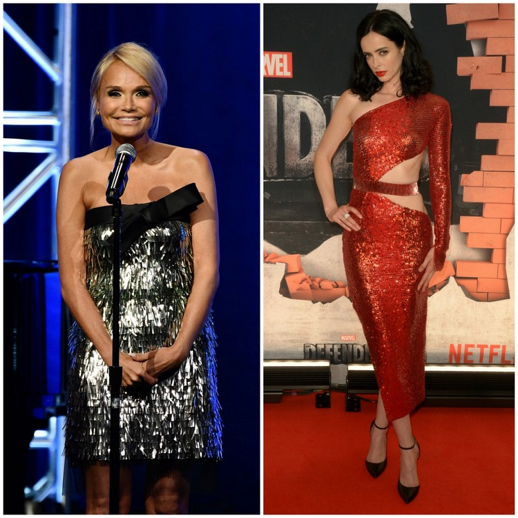 Images of Kristen Chenoweth and Kristen Ritter courtesy of celebmafia.com and celebbitchy.com, respectively