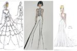 New York International Bridal Week Fall 2018 Sketches