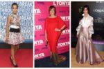 Celebrity Fashion Sightings: Week of December 4, 2017