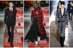Trends from Fall 2018 European Men's Shows: Rock It or Leave It
