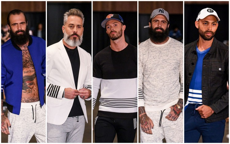 ee9683406 Grungy Gentleman is not your typical NYFW: Men's brand. They don't try to  recreate themselves every season with cacophony of prints and patterns.
