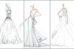 New York International Bridal Week Fall 2019 Sketches