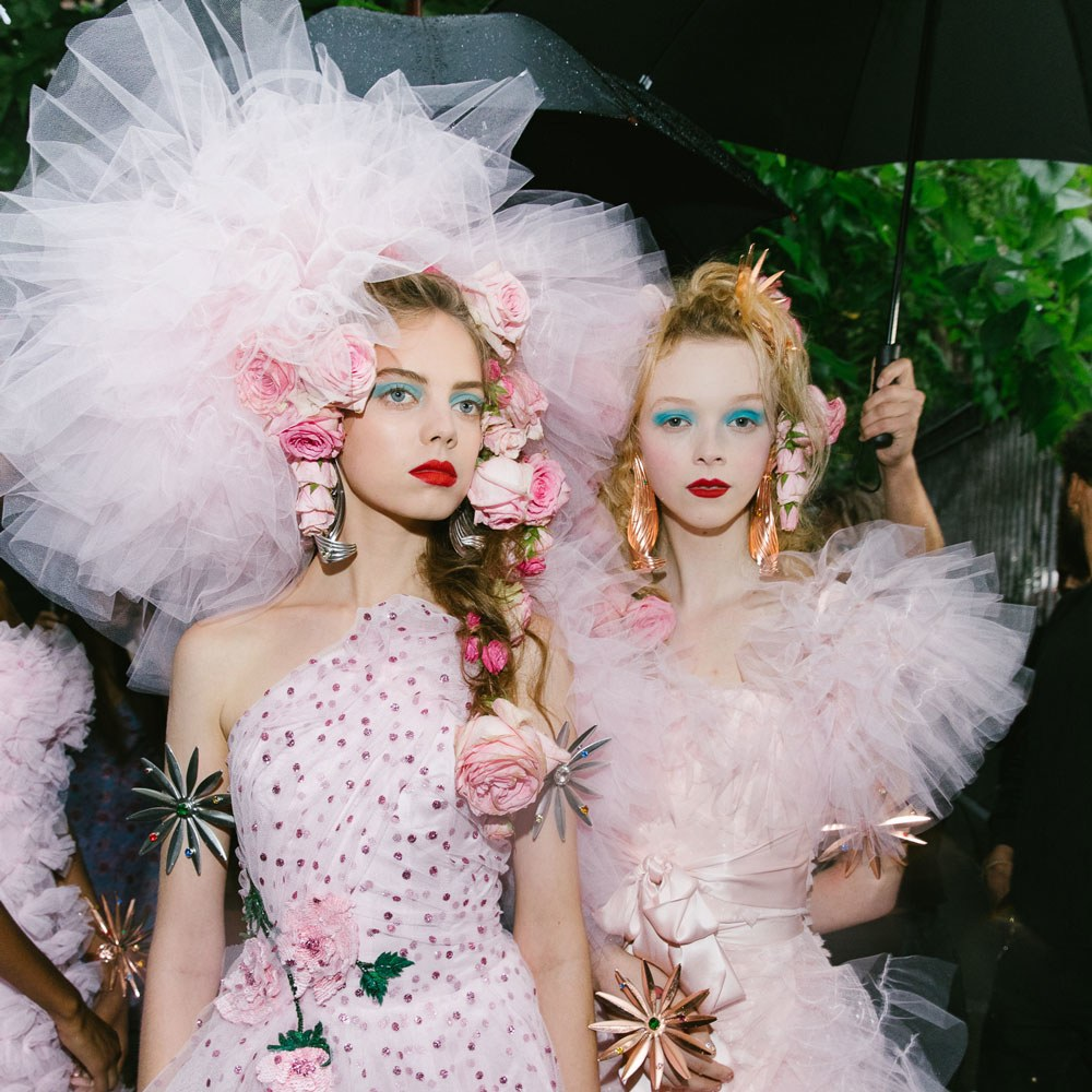 Beauty Tips From Backstage At New York Fashion Week The Shows