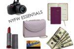 New York Fashion Week Editors' Essentials Fall 2019