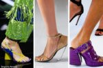 Stomp it out with Spring 2019 Fantasy Shoes
