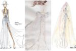Spring 2020 Bridal Sketches Preview