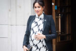 Meghan Markle Turns her Pregnancy into a Fashion Statement