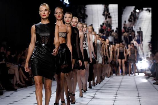 New York Fashion Week Bust Or Dust